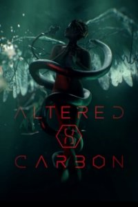 Cover Altered Carbon, Altered Carbon