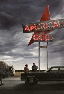 Cover von American Gods (Serie)