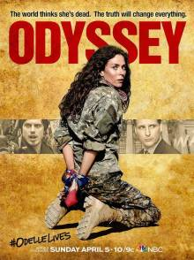 Cover der TV-Serie American Odyssey