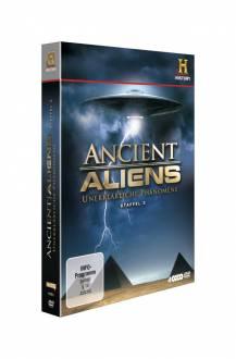 Cover von Ancient Aliens – Unerklärliche Phänomene (Serie)