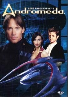 Cover von Andromeda (Serie)