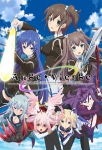 Cover der TV-Serie Ange Vierge