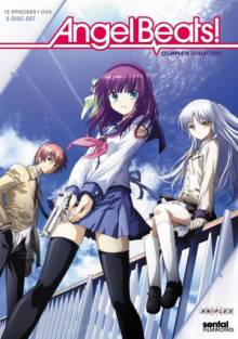 Cover der TV-Serie Angel Beats!