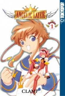 Cover von Angelic Layer (Serie)