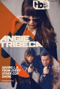 Cover der TV-Serie Angie Tribeca: Sonst nichts!