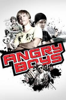 Cover der TV-Serie Angry Boys