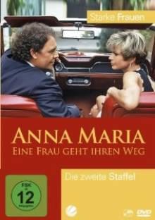 Cover von Anna Maria - Eine Frau geht ihren Weg (Serie)