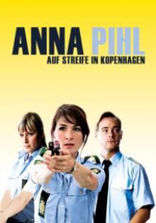 Cover von Anna Pihl - Auf Streife in Kopenhagen (Serie)
