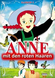 Cover von Anne mit den roten Haaren (Serie)