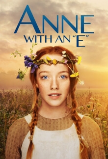 Anne with an E Serien Cover
