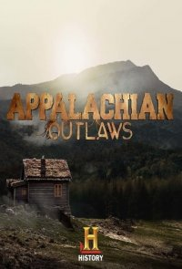 Cover Appalachian Outlaws – Im Ginsengrausch, Poster