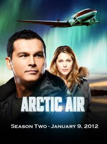Cover von Arctic Air (Serie)