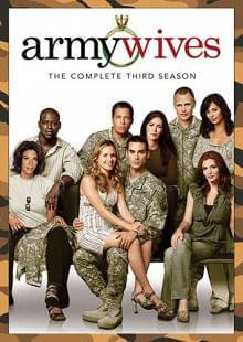 Cover der TV-Serie Army Wives