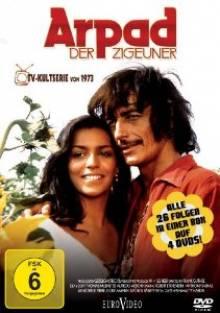 Cover von Árpád, der Zigeuner (Serie)