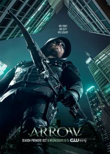 Cover von Arrow (Serie)