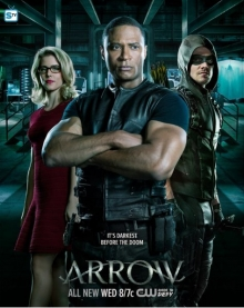 Cover von Arrow (Serie)