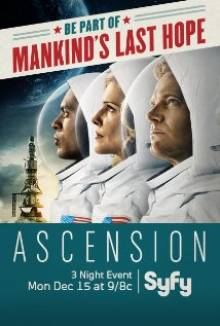 Cover der TV-Serie Ascension