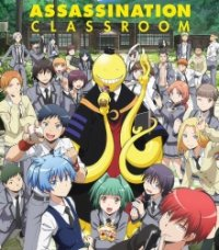 Cover der TV-Serie Assassination Classroom