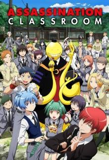 Cover von Assassination Classroom (Serie)