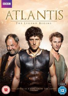 Cover der TV-Serie Atlantis