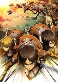 Cover von Attack on Titan (Serie)