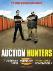 Cover der TV-Serie Auction Hunters – Zwei Asse machen Kasse