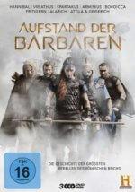 Cover von Aufstand der Barbaren (Serie)
