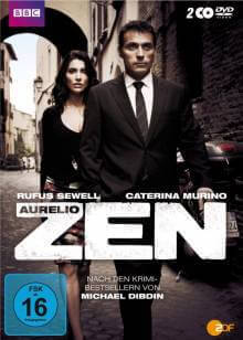 Cover der TV-Serie Aurelio Zen