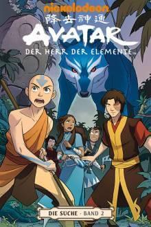 Staffel 1 von Avatar - Der Herr der Elemente - SerienStream.to ...