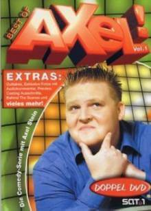 Cover von Axel will's wissen (Serie)