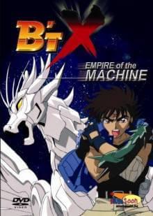Cover von B't X (Serie)