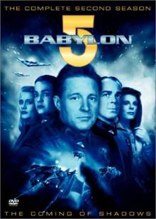 Cover der TV-Serie Babylon 5
