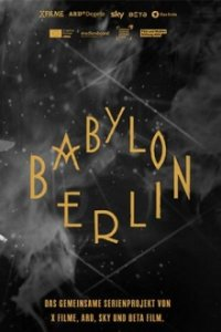 Babylon Berlin Serien Cover