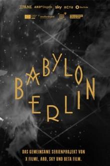 Cover von Babylon Berlin (Serie)