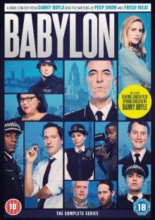 Cover von Babylon (Serie)