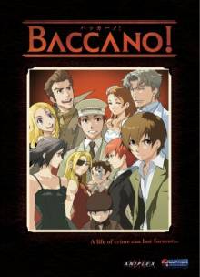 Cover der TV-Serie Baccano!