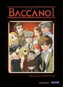 Cover von Baccano! (Serie)