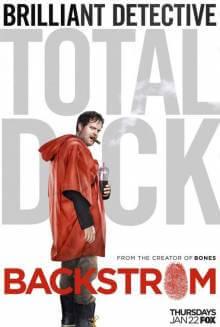 Cover von Backstrom (Serie)