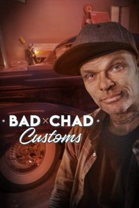 Cover Bad Chad Customs, Poster