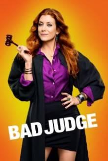 Cover von Bad Judge (Serie)