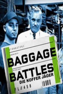 Cover von Baggage Battles – Die Koffer-Jäger (Serie)