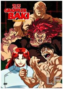 Cover der TV-Serie Baki