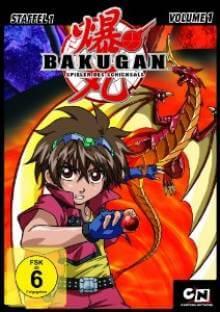 Cover von Bakugan - Spieler des Schicksals (Serie)