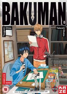 Cover von Bakuman (Serie)