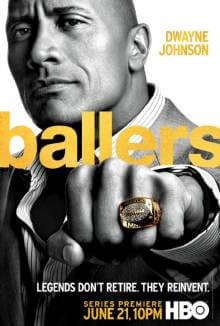 Cover der TV-Serie Ballers