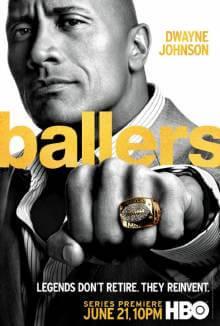 Cover von Ballers (Serie)