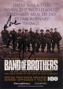 Cover von Band of Brothers - Wir waren wie Brüder (Serie)