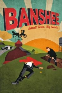 Cover Banshee: Small Town. Big Secrets., Banshee: Small Town. Big Secrets.