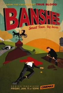 Cover von Banshee: Small Town. Big Secrets. (Serie)