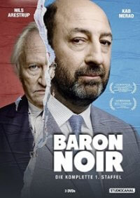 Cover der TV-Serie Baron Noir